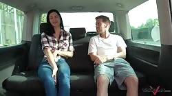 Jasmine Jae Fucking In A Van