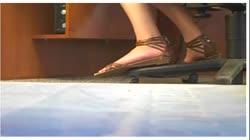 Candid College Gladiator Sandals