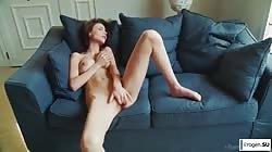 Mila Azul super sexy Masturbation Orgasm