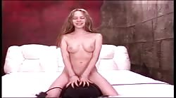 Teen Fiona on a sybian
